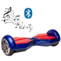 "Гироскутер ""Smart Balance Wheel Transformers + Music"" 6,5 (blue)"