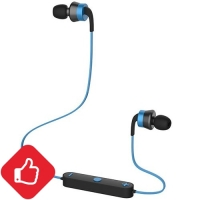 "Беспроводные Bluetooth наушники ""Trendwoo Runner X3"" Синие"